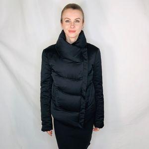 Helmut lang Black Puffer Jacket